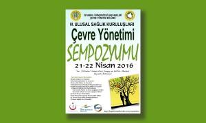 III.Ulusal Sağlık Kuruluşları Çevre Yönetimi Sempozyumu