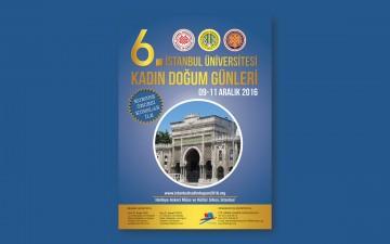 6. İstanbul Üniversitesi Kadın Doğum Günleri