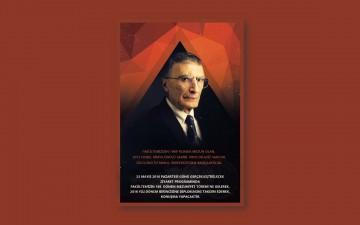 Prof. Dr. Aziz SANCAR 189. Dönem Mezuniyet Törenimizde