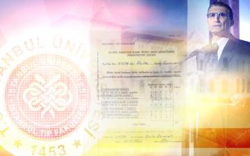 142. Dönem Mezunumuz Prof. Dr. Aziz SANCAR'a 189. Dönem Mezuniyetimize İştiraklerinden Dolayı Teşekkür Ederiz