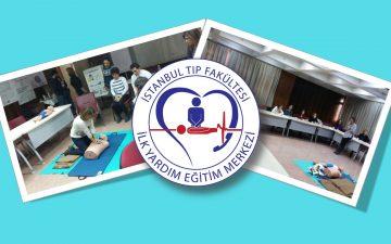 İstanbul Tıp Fakültesi Temel İlk Yardım Kursu