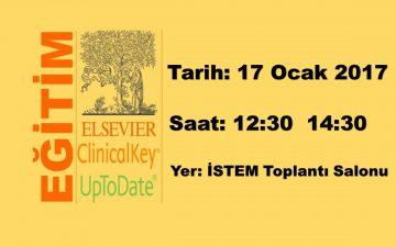 İstanbul Tıp Fakültesi Tıp Veritabanları Eğitim Toplantısı