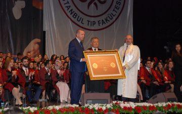 184. Dönem Mezuniyet Töreni Mekteb'i Tıbbiye-i Şahane'den, İstanbul Tıp Fakültesi'ne 190.yıl