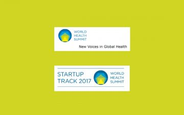 New Voices in Global Health / World Health Summit Startup Track