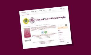 İstanbul Tıp Fakültesi Dergisi Yeni Sayısı