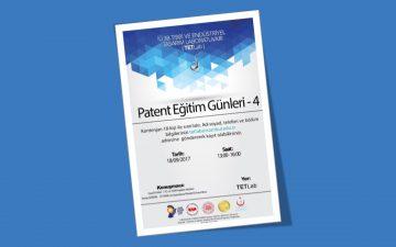 Patent Eğitim Günleri – 4