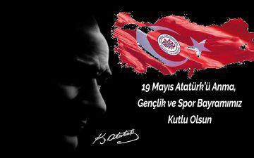 19 Mayıs Atatürk'ü Anma, Gençlik ve Spor Bayramı Kutlaması 2018