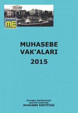 MUHASEBE VAK'ALARI