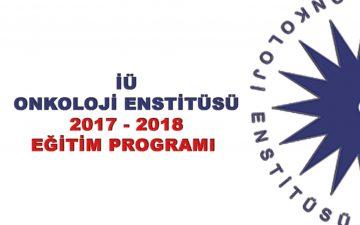 Yıllık Eğitim Programı