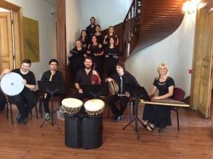 Prof. Dr. Mustafa Tahralı güfteleri ve Gönül Paçacı besteleri olan Kâr-ı Natık'ların konserinden.. 22.06.2015