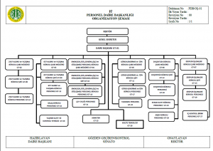 organizasyon şemamız