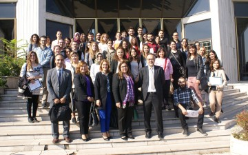 Sağlık Bilimleri Enstitüsü'nde Lisansüstü Eğitime Hazırlık Kursu gerçekleştirildi.