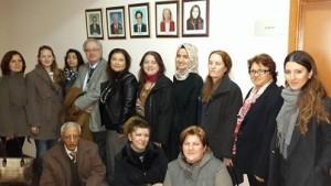 Hocalarımız ve Toplum Hekimliği Personeli