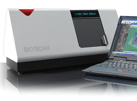 mikrotomografi