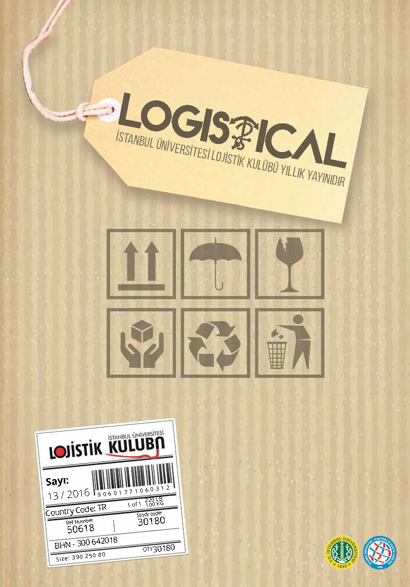 Logistical | Sayı 13