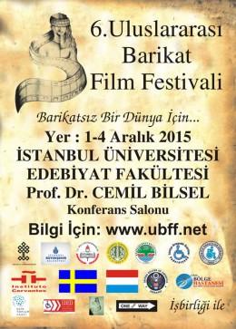 barikat festival 6 afiş